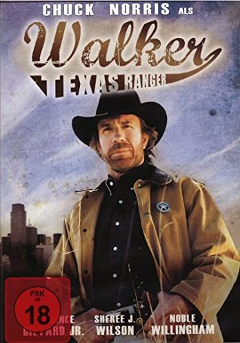 Walker Texas Ranger Trilogie -- via Amazon Partnerprogramm
