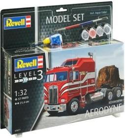 Revell Model Set Kenworth Aerodyne (67671)