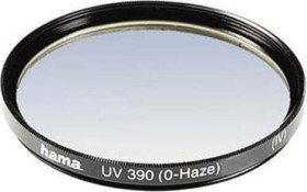 Hama Filter UV 390 (O-Haze) vergütet 52mm (70152)