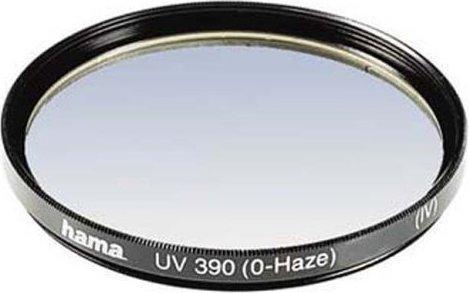 Hama Filter UV 390 (O-Haze) vergütet 52mm (70152) -- via Amazon Partnerprogramm