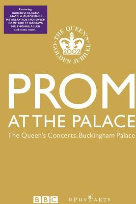 The Queen's Golden Jubilee - Prom at the Palace -- via Amazon Partnerprogramm