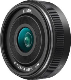 Panasonic Lumix G 14mm 2.5 ASPH II schwarz (H-H014AE-K)