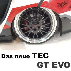 TEC Speedwheels GT EVO 8.5x19 5/112 ET45 (verschiedene Farben)