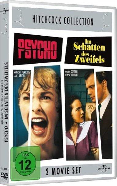 Im Schatten des Zweifels/Psycho -- via Amazon Partnerprogramm