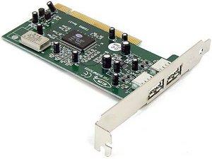 Belkin USB Card, 2x USB 1.1, PCI (F5U005ea)