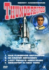 Thunderbirds 1 - Folgen 1-4