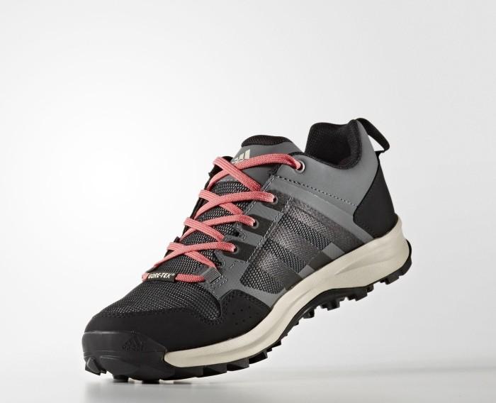adidas Kanadia 7 Trail GTX vista greycore blacksuper blush (Damen) (S80302) ab € 67,99