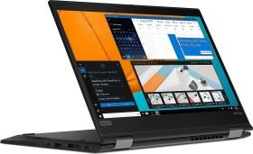 Lenovo ThinkPad Yoga X390, Core i5-8265U, 16GB RAM, 512GB SSD, Stylus, IR-Kamera, LTE, PL (20NN002EPB)