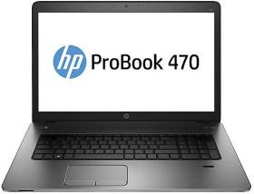 HP ProBook 470 G2 silber, Core i7-4510U, 8GB RAM, 750GB HDD (G6W69EA)