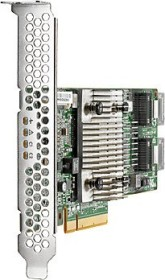 HP Smart Array H240 SAS 12Gb/s interner Controller, PCIe 3.0 x8 (726907-B21)