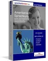 Sprachenlernen24 Amerikanisch Aufbaukurs (deutsch) (PC)