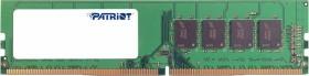 Patriot signature Line DIMM 8GB, DDR4-2400, CL17-17-17-39 (PSD48G240081)