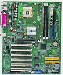ABIT BD7-RAID, i845D (DDR)