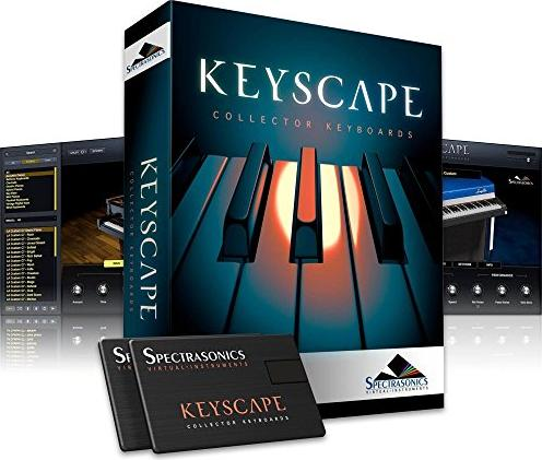 Spectrasonics: Keyscape (multilingual) (PC/MAC) -- via Amazon Partnerprogramm
