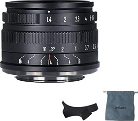 7artisans 35mm 1.4 for Sony E
