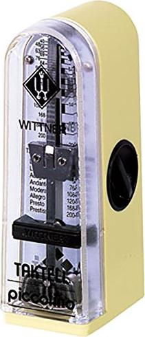 Wittner Taktell Piccolino metronome (series 890) -- via Amazon Partnerprogramm