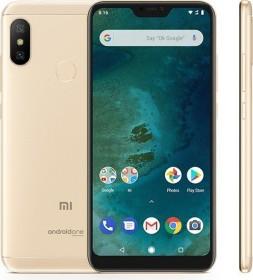 Xiaomi Mi A2 Lite 32GB/4GB gold