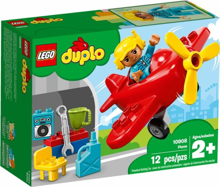 Lego Duplo Plane 10908 Starting From 600 2019 Skinflint