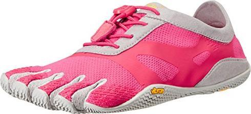 the latest f8ca9 13e50 Vibram FiveFingers KSO Evo pink grey (ladies) (16W0703)