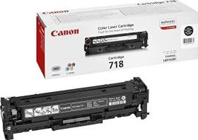 Canon Toner CRG-718BK schwarz (2662B002)