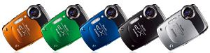 Fujifilm FinePix XP30 blue (4004005)