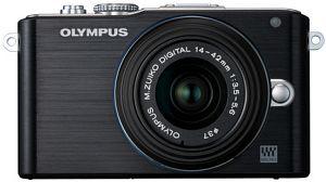 Olympus PEN E-PL3 black body