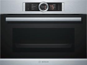 Bosch series 8 CSG636BS4 steam oven