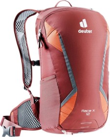Deuter Race X redwood/paprika (3204221-5907)
