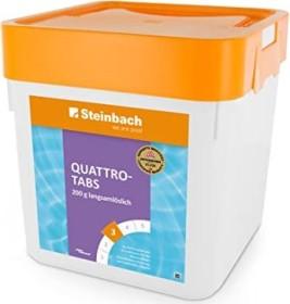 Steinbach Quattrotabs 200g organisch, 5.00kg (0752605)