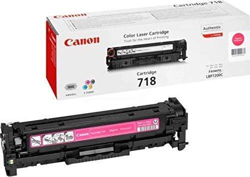 Canon Toner CRG-718M magenta (2660B002) -- via Amazon Partnerprogramm