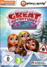 Great Adventures - Lost in Mountains (PC)