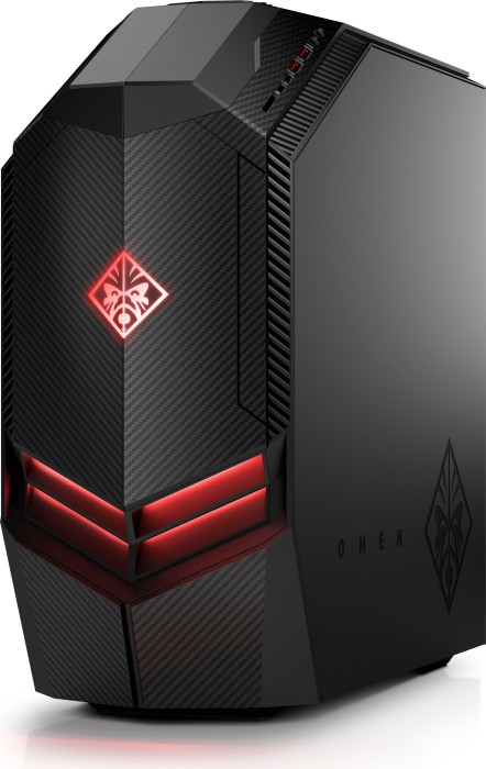 HP Omen PC 880-153ng, Core i7-8700, GeForce GTX 1070, 16GB RAM, 2TB HDD, 128GB SSD (3EQ31EA#ABD)