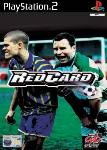 Red Card 20-03 (German) (PS2) -- via Amazon Partnerprogramm