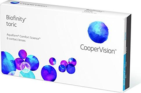 Cooper Vision Biofinity Toric, 3-pack -- via Amazon Partnerprogramm