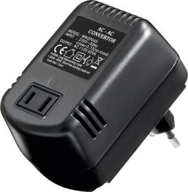 goobay MW2P045 Spannungswandler 230V zu 110V AC, 45W (54754)
