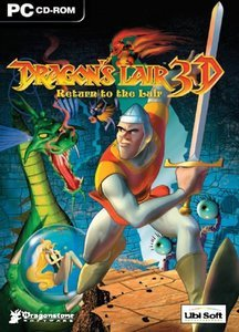 Dragon´s Lair 3D (deutsch) (PC)