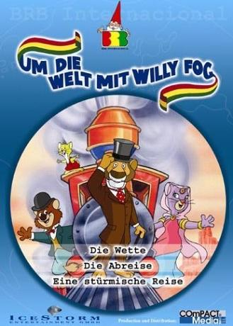 Um die Welt mit Willy Fog Vol. 1 -- via Amazon Partnerprogramm