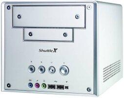 Shuttle XPC SB61G2 Mini-Barebone Alu (Sockel 478/200/dual PC3200 DDR)
