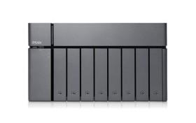 Qsan XCubeNAS XN8008T, 4x Gb LAN (90-N8008T00)