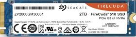 Seagate FireCuda 510 SSD +Rescue 2TB, M.2 (ZP2000GM30001 / ZP2000GM30021)