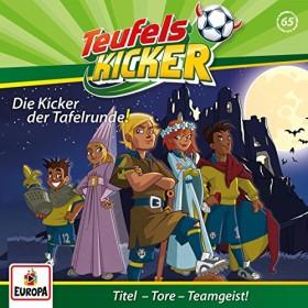 Teufelskicker Folge 65 - Die Kicker der Tafelrunde!