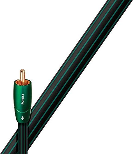 Audioquest Forest Koaxial Audio Cinch Kabel 5m -- via Amazon Partnerprogramm