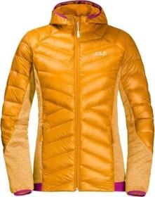 Jack Wolfskin Stratosphere Jacket citrine yellow (ladies) (1204221-3028)