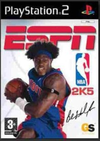 ESPN NBA 2K5 / 2005 Basketball (PS2)