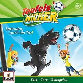 Teufelskicker Folge 66 - Labrador, noch ein Tor!