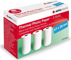 AgfaPhoto Realipix Pocket P Thermopapier, 3er-Pack (ATP3W)
