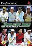 Smash Court Tennis Pro Tournament (German) (PS2)