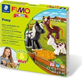 Staedtler Fimo Kids form&play Pony (803408 LY)