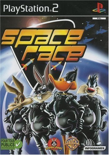 Space Race (German) (PS2) -- via Amazon Partnerprogramm
