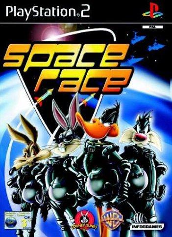 Space Race (niemiecki) (PS2) -- via Amazon Partnerprogramm